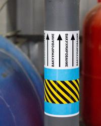 Маркировка судовых трубопроводов по ГОСТ